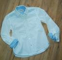 KappAhl biała koszula JEDYNA  134