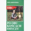 Książka Po obu końcach smyczy wyd. Egros 1 szt.