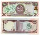 -- TRYNIDAD I TOBAGO 20 DOLLARS 2006 EV P49a UNC