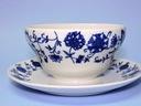 Sosjerka miska porcelana Seltmann wzór cebulowy