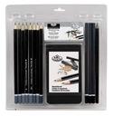 Ołówki do szkicowania rysowania zestaw do rysunku