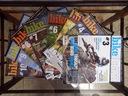 Komplet gazet rowerowych BikeBoard - rocznik 2011