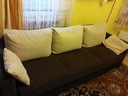 kanapa na sprężynach rozkładana