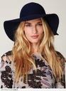 H&M kapelusz czarny