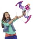 Łuk Flipside Bow: NERF z serii REBELLE