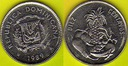 Dominikana  10  Centavos  1989 r.