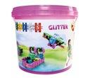 CLICS Klocki Wiaderko 8w1 Glitter
