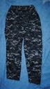 spodnie NAVY BLUE us army SMALL REGULAR SR