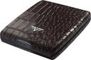 Portfel Tru Virtu Money & Cards Leather Brown