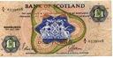 Szkocja 1 Pound 1968 P-109a