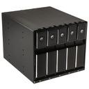 Silverstone SST-FS305B 3x 5,25 Hot-Swap 5x 3,5 HDD