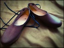 Damskie buty IX-XI wieku
