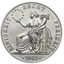 Niemcy - moneta - 1 Ecu 1992 - 2