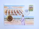 Koperta - TURKMENISTAN - 50 Rubli 1992 - A683