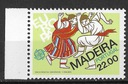 Madera Mi 70 ** - Europa CEPT 1981