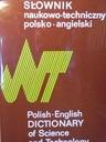 Słownik Naukowo - Techniczny ... - Maria Skrzyńska