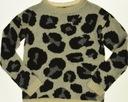 h&m  _ milutki sweterek w cętki _  XS