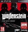 WOLFENSTEIN NEW ORDER PS3 PLAYSTATION 3 AUTOMAT