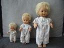 3 laleczki dla córeczki.