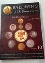 Katalog monet BALDWIN'S Aukcja 10