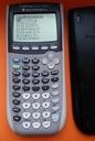 Kalkulator Texas Instruments TI-84 plus silver ed