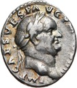 Wespazjan 69-79, denar 72-73, Antiochia