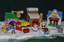 Little People, Fisher -świąteczna wioska Mikołaja