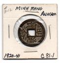 Wietnam Minhmang Annam 1820-1841 C81.1