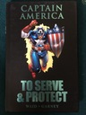 Captain America - To serve & protect HC ENG