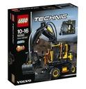 LEGO technic 42053 koparka volvo EW 160E