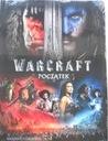 WARCRAFT POCZĄTEK - DVD + KSIĄŻKA - NOWY w FOLII