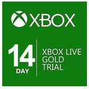 XBOX LIVE GOLD 14 DNI __SKAN KARTY__ AUTOMAT 24/7