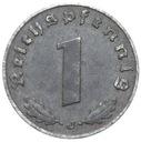 III Rzesza - moneta - 1 Reichspfennig 1941 J