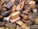 Drewno kominkowe AKACJA