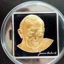 10 Dolarów JAN PAWEŁ II LIBERIA 2005r srebro 925