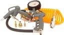 STANLEY KOMPRESOR SPRĘŻARKA 6L 8 BAR + ZESTAW 6el. Ciśnienie maksymalne 8 bar