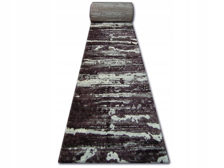 Dywany łuszczów Chodnik Shadow 120 Cm Pasy Q1043