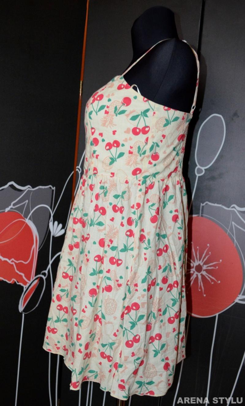 23ff0031a7 42 GEORGE super sukienka na lato 40 7460669162 - Allegro.pl