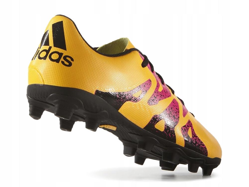 M?skie korki lanki Adidas X 15.4 ??te AF4694