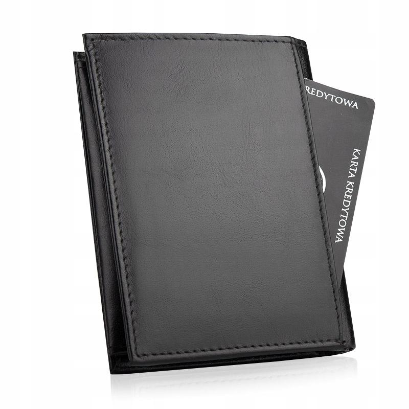 ceab38a523f32 Skórzany portfel męski BETLEWSKI ochrona RFID duży купить с ...