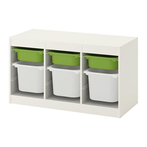 Ikea Regał Szafka Półka Pojem Na Zabawki Trofast