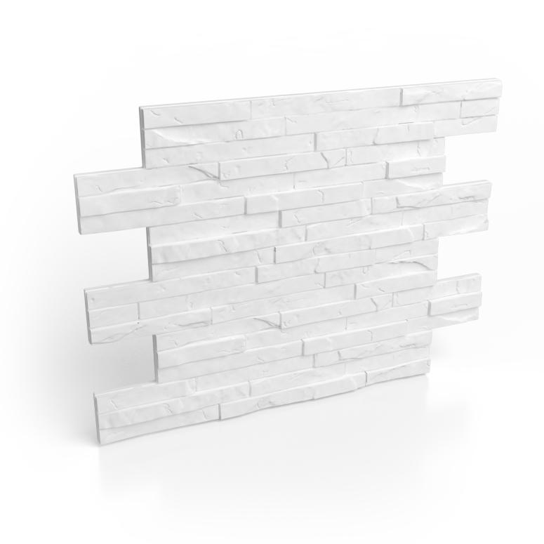 Styropianowe Panele ścienne 3d Kamień łupek