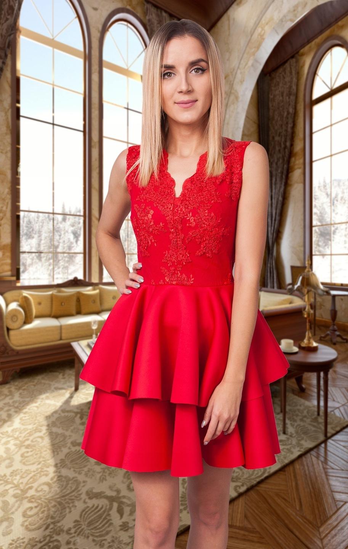 54b7f5566bb620 Na innych naszych aukcjach inne rozmiary i kolory tej sukienki . Zapraszamy  .