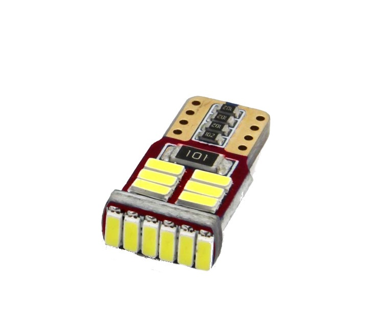 W5W T10 Canbus 18SMD