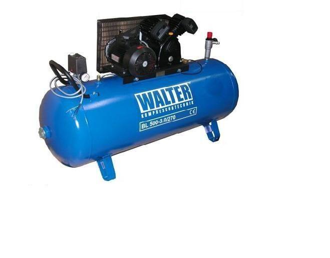 Kompresor WALTER bl-500-3.0 Poj. 270L