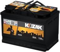 Аккумулятор KOZAK KO800 80AH/780A [SAE] 80AH