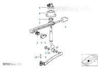 Ремонтныйкомплект LEWARKA WYBIERAKA BMW E30 E36 E46