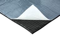 коврик шумопоглощающий ПЕНА каучуковая с клеем 6мм