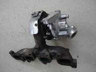 TURBOSPRĘŻARKA VW 03L253056D 03L253016H 1.6 TDI