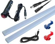 Освещение Светодиодные лампы auta 2x30cm ALUMINIOWE SMD5630 HQ